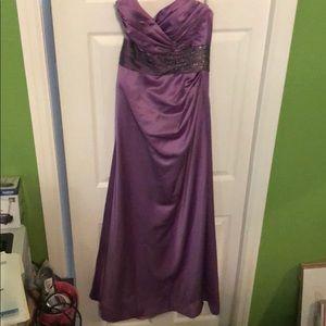 Lavender Bridesmaids dress size 6